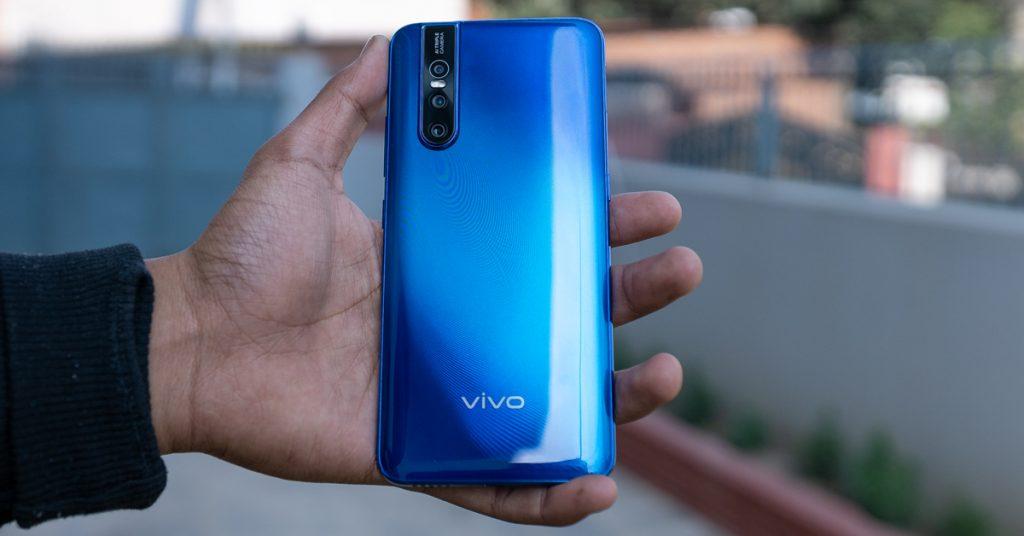 Top vivo v15 pro mobile