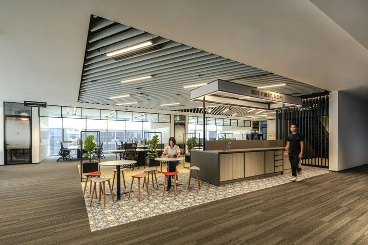 smart office singapore